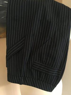 Streifenhose, Klassiker in dunkelblau von CINQUE