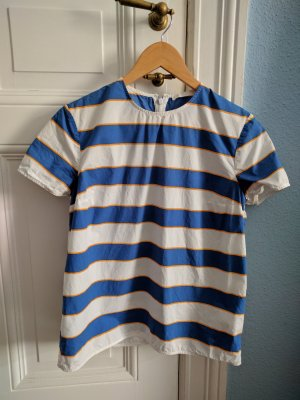 Streifenshirt Top Bluse Cos gestreift Mariniere Blogger Style