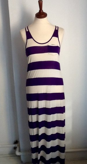 H&M Divided Maxi Dress lilac cotton