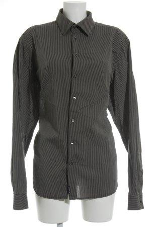 strellson Hemd-Bluse Streifenmuster Business-Look