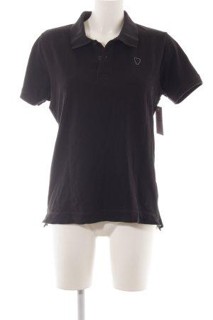 strellson Polo-Shirt dunkelblau-hellgrau Casual-Look