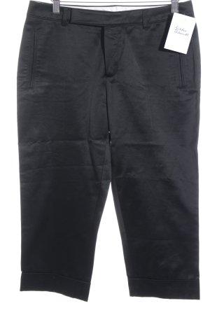 Strenesse 3/4-Hose schwarz minimalistischer Stil