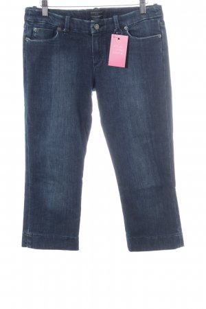 Strenesse 3/4-jeans donkerblauw casual uitstraling