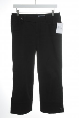 Strenesse Jeans a 7/8 nero stile casual