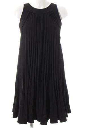 Strenesse A-Linien Kleid schwarz Elegant