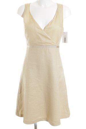 Strenesse Abendkleid creme Elegant