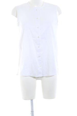 Strenesse ärmellose Bluse weiß Elegant