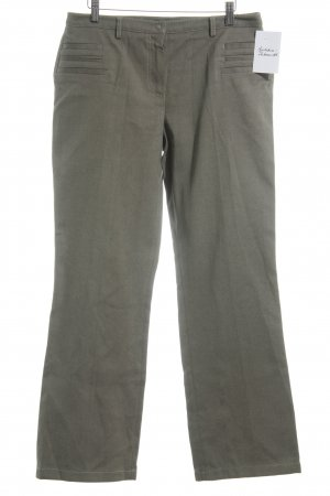 Strenesse Suit Trouser green grey