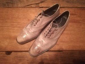 Strenesse Gabriele Strehle Budapest schoenen beige-licht beige Leer