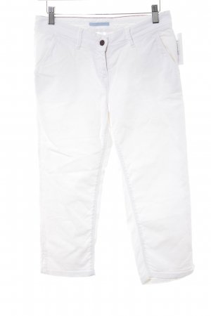 Strenesse Blue Jeans a 3/4 bianco stile casual