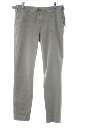 Strenesse Blue Pantalone a 7/8 beige stile casual