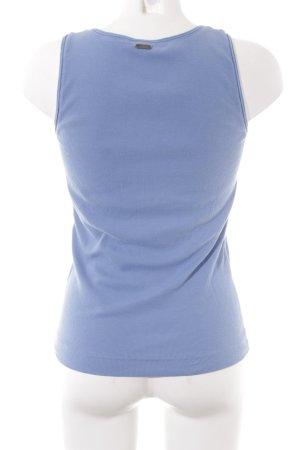 Strenesse Blue Basic Top Farbverlauf Casual-Look
