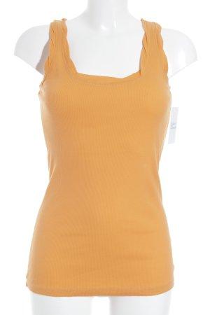 Strenesse Blue Haut basique orange style décontracté