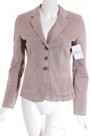 Strenesse Blue Blazer blasslila Washed-Optik