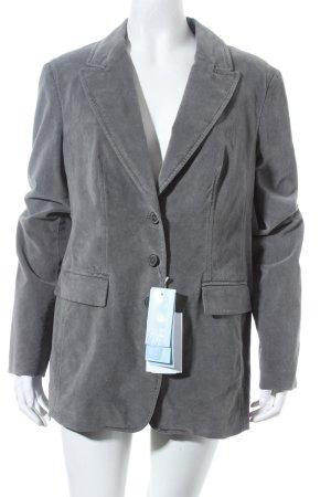 Strenesse Blue Blazer grau minimalistischer Stil