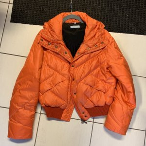 Blue Strenesse Winter Jacket orange