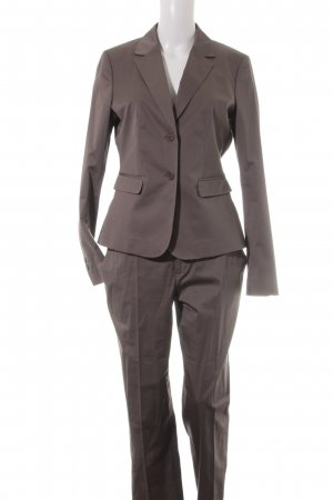 Strenesse Blue Business-Anzug blasslila-graulila Business-Look