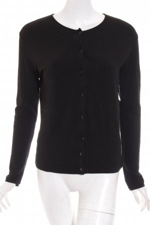 Strenesse Blue Cardigan schwarz Casual-Look