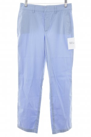 Strenesse Blue Chinohose himmelblau Business-Look