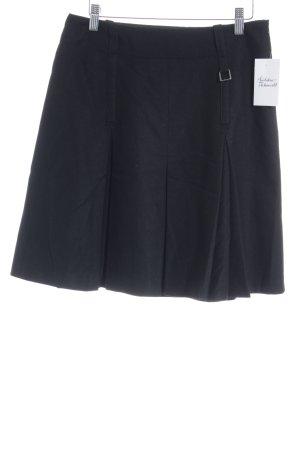 Strenesse Blue Falda acampanada negro elegante