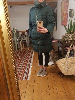 Strenesse Blue Abrigo de plumón verde oscuro