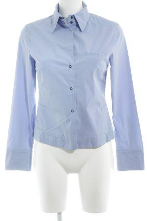Strenesse Blue Hemd-Bluse himmelblau Business-Look