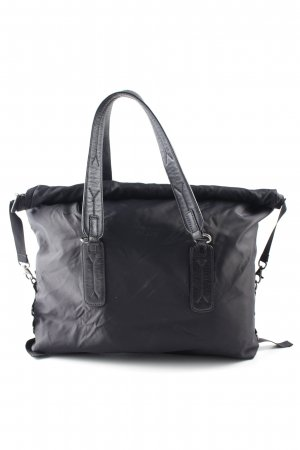 Strenesse Blue Carry Bag black street-fashion look