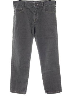 Strenesse Blue High Waist Jeans hellgrau Casual-Look