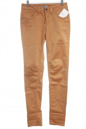 Strenesse Blue Lage taille broek goud Oranje