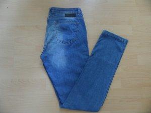 Strenesse Blue Jeans Gr. 31/ 42 Blau Luxus Pur!