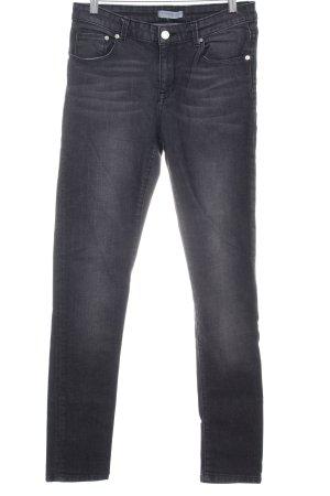 Strenesse Blue Jeans Jeans slim gris style décontracté