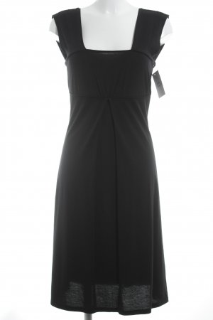 Strenesse Blue Jerseykleid schwarz Casual-Look