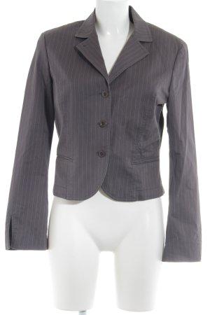 Strenesse Blue Blazer corto grigio-bianco stile professionale