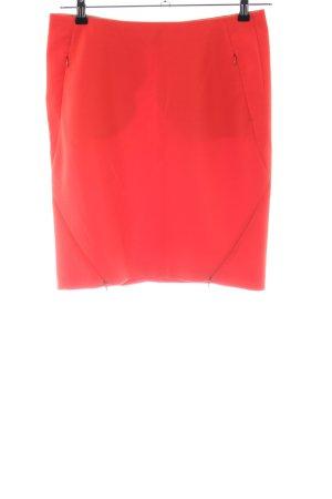 Strenesse Blue Minirock rot schlichter Stil