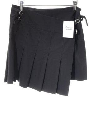 Strenesse Blue Minirock schwarz klassischer Stil