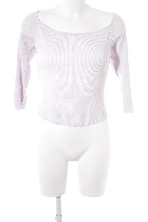 Strenesse Blue Chemise côtelée rosé style décontracté