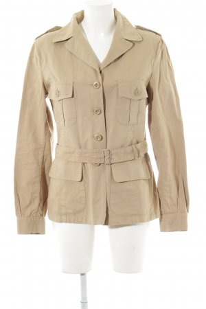 Strenesse Blue Safari Jacket beige casual look