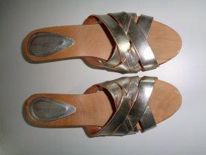 Blue Strenesse Schoenen zilver-zandig bruin
