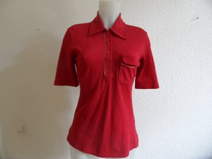 Strenesse Blue Shirt Gr. 40 Rot Luxus Pur!