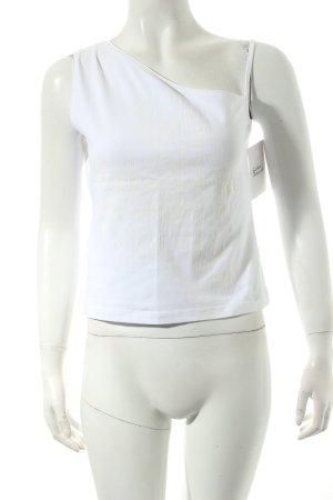Strenesse Blue Camicia bianco Stampa a tema stile classico