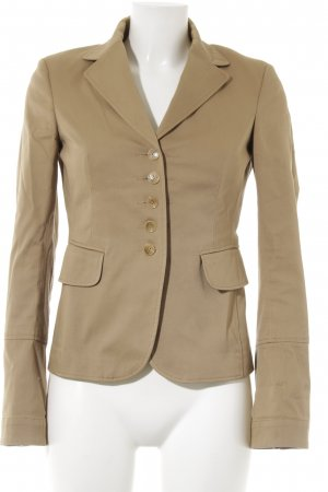 Strenesse Blue Smoking-Blazer beige Business-Look