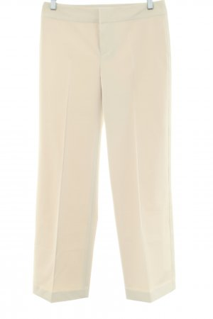 Strenesse Blue Stoffhose creme Business-Look