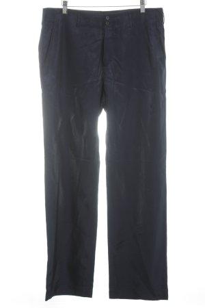Strenesse Blue Stoffhose dunkelblau Casual-Look