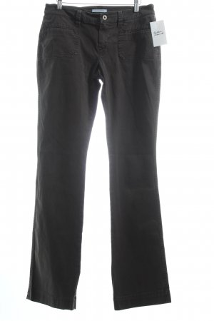 Strenesse Blue Straight-Leg Jeans anthrazit Casual-Look