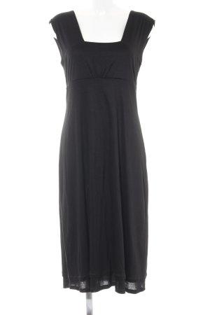 Strenesse Blue Vestido elástico negro look casual