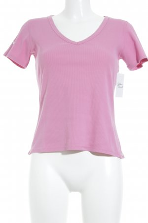 Strenesse Blue T-shirt rosa stile casual