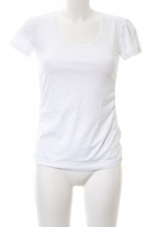 Strenesse Blue T-Shirt weiß Casual-Look