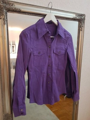 Strenesse Bluse in lila Gr.34/36