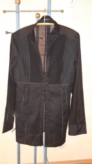 Strenesse Bluse/Tunika schwarz Gr. 40