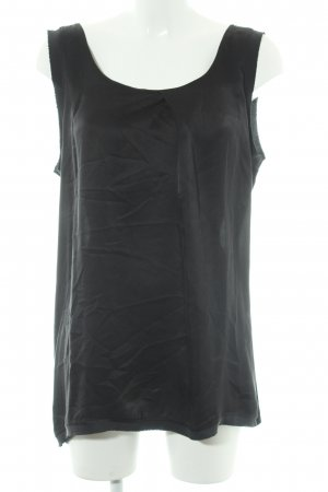 Strenesse Blouse Top black classic style